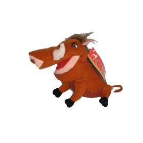 50% off! Lion King Pumbaa the Warthog Plush Collectible NWT