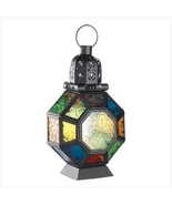 Rainbow Magic of The East Moroccan Marketplace Lantern - $10.39