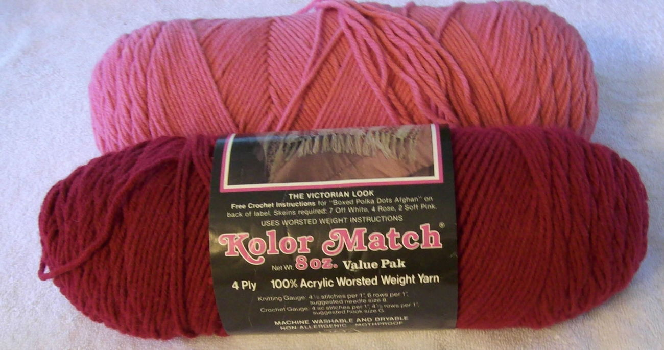 Kolor Match Yarn by Caron International