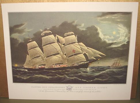 Currier  clipper ship dreadnought