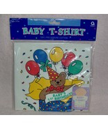 Babys 1st Birthday T-Shirt Cotton Size up to 24... - $1.99