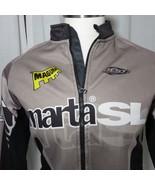 Magura Marta Cycling Jersey L Jacket Best Gray Black Racing - $59.36