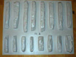 #ODL-86 Ledgestone Concrete Veneer Molds (86) Make Stone, Rock For Pennies Each image 7