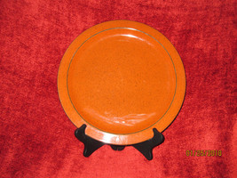 Mikasa Chromatic Terracotta dinner plate - $9.85