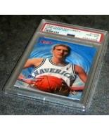 1998 Fleer Brilliants Dirk Nowitzki Blue Rookie NBA PSA 8 - $200.00