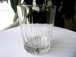 Clear Crystal Double Old Fashioned - $18.80