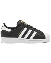 NIB*Adidas Superstar Sneaker*mens*Black VEGAN*Size 8-13 - $145.00