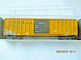 Micro-Trains # 02545561 Railbox Graffiti 50' Rib Side Boxcar Single Door N-Scale image 4