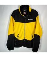 Ski-Doo Everest Fleece Full Zip Inner Jacket Men's Sz Small Bombardier - $37.08