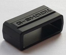 Casio Watch Strap Keeper Loop Hoop 22mmX7mm Rubber GST-B100B-1A2 Holder ... - $4.60