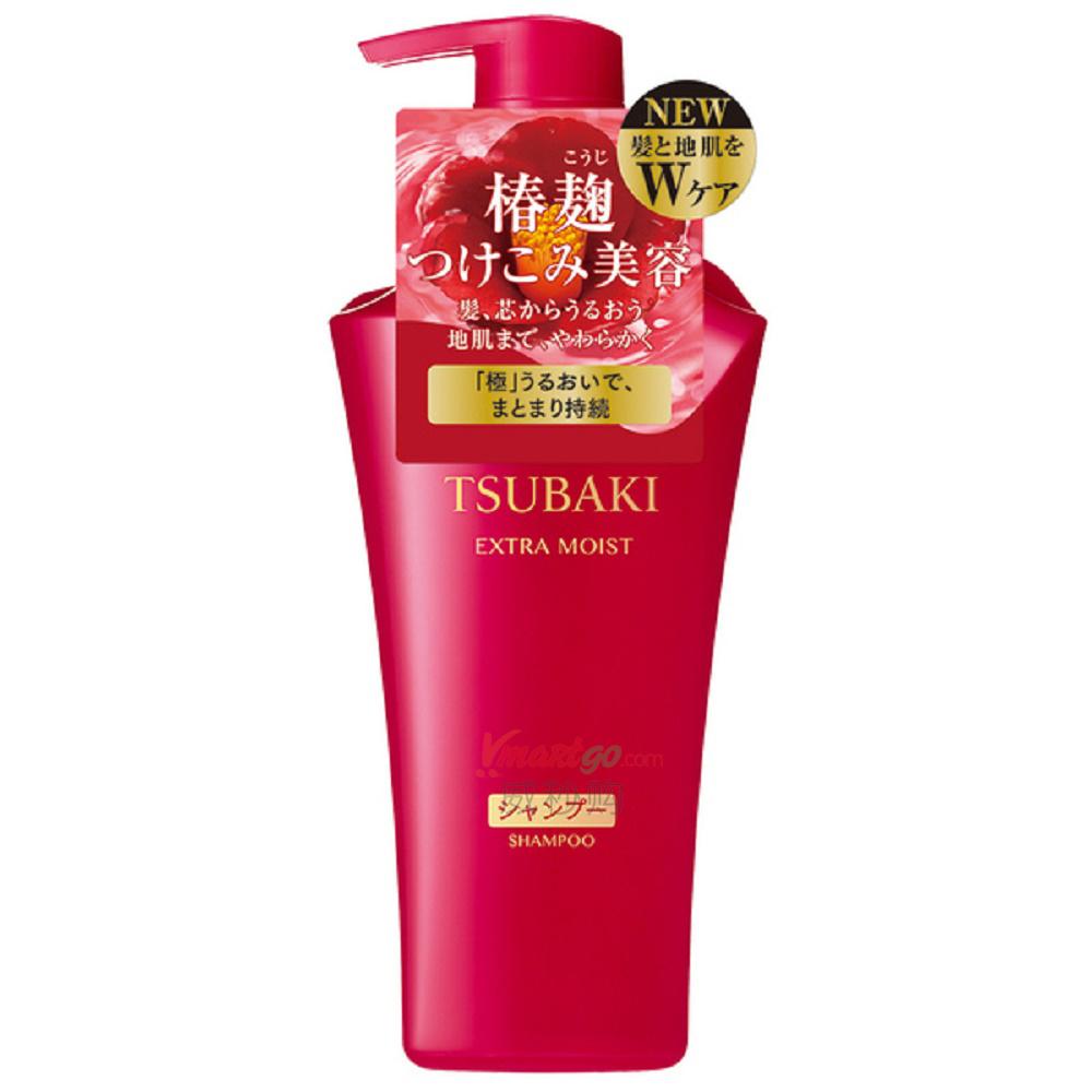 Tsubaki red shampoo  1