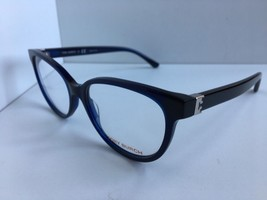 New TORY BURCH TY 2071 1565 Blue 53mm Rx Cats Eye Women's Eyeglasses Frame  #3,4 - $119.99