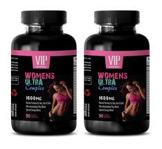 wellness vitamins tablets - WOMEN'S ULTRA COMPLEX 2B - zinc magnesium calcium - $36.45