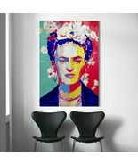 Frida Kahlo Wall Art On Canvas No. BDFK-9002  - $12.66+