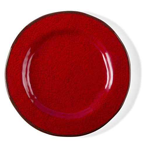 tag - Veranda Melamine Salad Plate, Durable, BPA-Free and Great for Outdoor or C image 1
