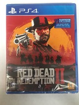 Red Dead Redemption 2 - PlayStation 4 New - $45.99