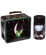 Diamond Select Toys Alien: Alien Egg Distressed Lunch Box with Thermos - $14.99