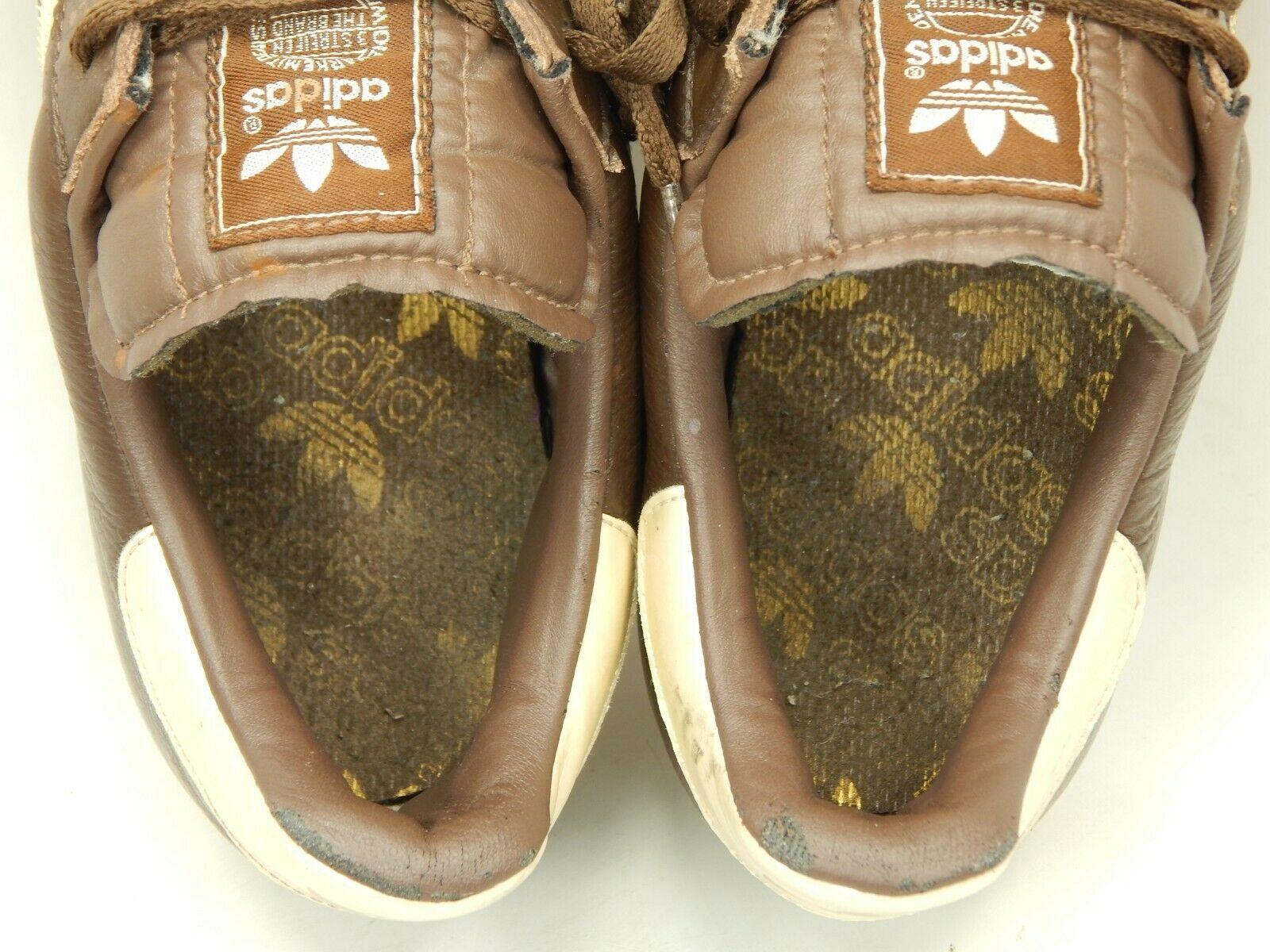 Adidas Samoa Größe US 12 M (D) Eu 46 2/3 Herren Freizeit Turnschuhe Braune image 10