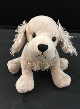 Ganz Webkinz American Golden Retriever Stuffed Animal Dog Light Tan No Code - $6.88