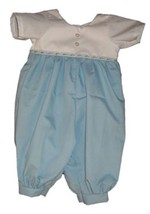 Preemie & Newborn Boys Cotton Bereavement Romper - $30.00