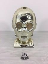 1994 Star Wars C-3PO head mid century steampunk deco modernist industria... - $80.00