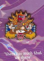 Disneyana 2000 Small World Chip & Dale  #5 Pin/Pins - $69.98