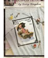 Iron On Transfer  Nostalgia Collection Gone Fishing No 06116 - $3.50