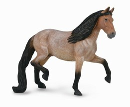 <><  Breyer CollectA 88791 Mangalarga Marchador stallion bay roan horse ... - $9.65