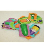 VeggieTales Don't Sink in the Sink Board Game 17replacement characters B... - $14.95