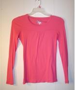 """KIRRA"" rose colored 100% cotton shirt..Size XS - $7.99"