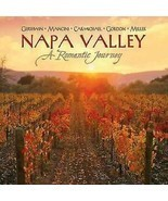 Napa Valley: Romantic Journey by Various Artists (CD, Jul-2007, Avalon) New - $4.74