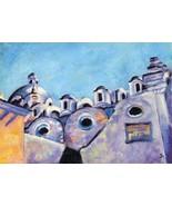 Akimova: SPRING ITALY,landscape,sityscape - $25.00