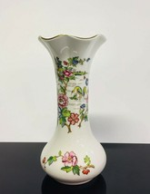 "Vintage VASE, 5 7/8"" Tall, CROWN STAFFORDSHIRE Fine Bone China, PAGODA, ... - $24.99"