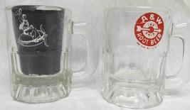 Vintage A&W Mini Mugs (2) - $40.00