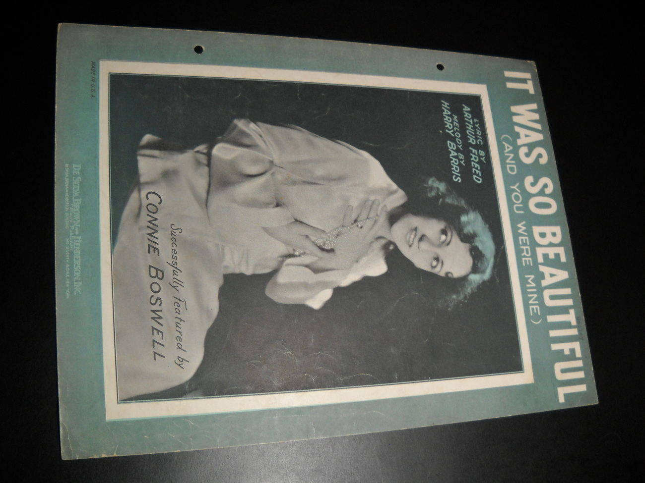 Sheet_music_it_was_so_beautiful_and_you_were_mine_connie_boswell_1932_desylva_brown_01