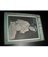 Sheet Music It Was So Beautiful Connie Boswell Arthur Freed Harry Banks ... - $8.99