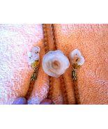 GREAT DESERT ROSE CRYSTAL BOLO W DESERT ROSSE TIPS - $45.64