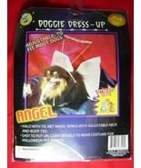 PET HALLOWEEN COSTUME LIL LITTLE ANGEL DOG CAT NEW - $6.00