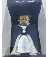 Hummel Silver Plated Annual Bell 1987 Follow the Leader Limited Ed. West... - $14.99