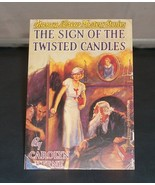 Nancy Drew Postcard The Sign of the Twisted Candle - $0.00