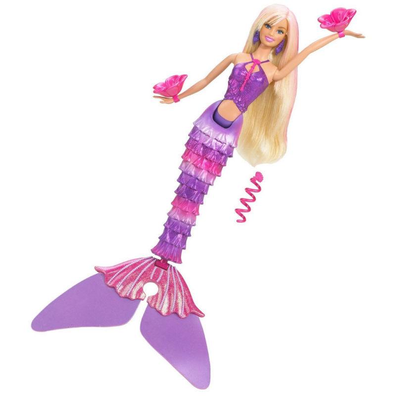 Barbie Swim & Dance Mermaid Doll NEW Mermaid Tail
