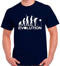 Golf Evolution, Funny Golfer Humor Men's T Shirt, Golf T Shirt, Golf Gif... - $16.99