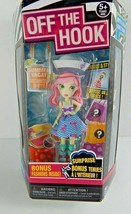 "Off The Hook Style Doll, Jenni Summer Vacay with Mix and Match Fashions 4"" - $12.99"