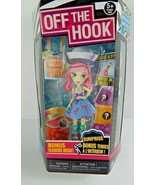 """Off The Hook Style Doll, Jenni Summer Vacay with Mix and Match Fashions 4"""" - $12.99"""