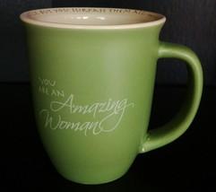 Abbey Press AMAZING WOMAN Mug Coffee Tea Cup St... - $12.86