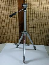 Velbon HG-4 Camera Tripod Vintage / Retro Lightweight 5ft 360 Degree Adj... - $37.95