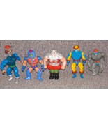 Vintage 1980s Masters Of The Universe Lot Of 5 ... - $34.99