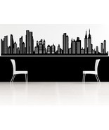 Gorgeous New York Skyline - Vinyl Decal - $89.00