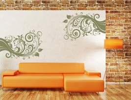 Decorative Victorian Swirls (Lot of 2) - Vinyl Decals - $58.00