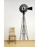 Windmill - Vinyl Wall Art Decal - $55.00